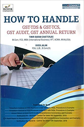 How to Handle GST-TDS & GST-TCS, GST Audit, GST Annual Return