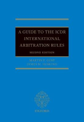 Guide to the ICDR International Arbitration Rules