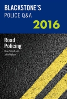 Blackstone's Police Q&A: Road Policing 2016