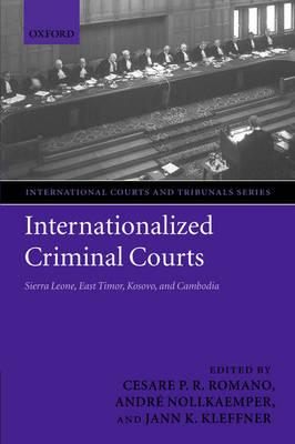 Internationalized Criminal Courts