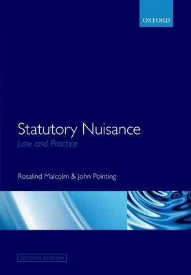 Statutory Nuisance: Law and Practice