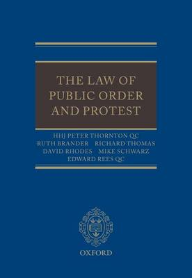 Law of Public Order and Protest
