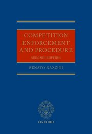 Competition Enforcement and Procedure