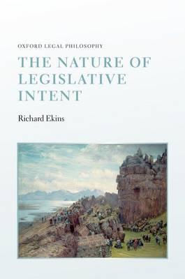 Nature of Legislative Intent