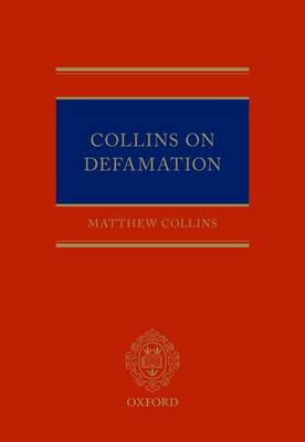 Collins On Defamation