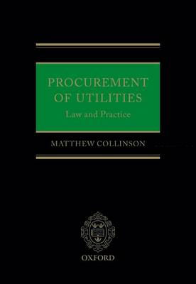 Procurement of Utilities