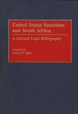 United States Sanctions and South Africa