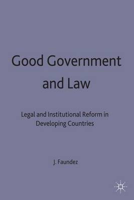Good Government and Law