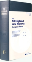 All England Law Reports, European Cases Set 1995 to Date (Set)