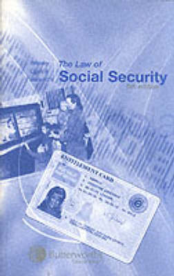 Wikeley, Ogus and Barendt's the Law of Social Security