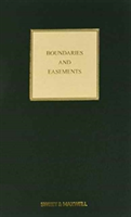 Boundaries and Easements