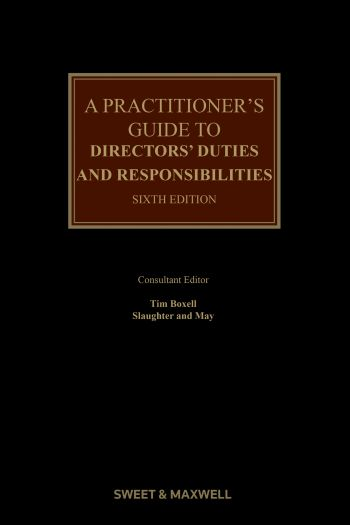 A Practitioner's Guide to Directors' Duties and Responsibilities