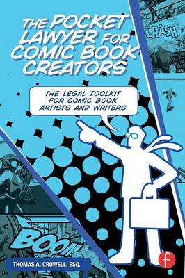Pocket Lawyer for Comic Book Creators