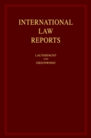 International Law Reports: Volume 125