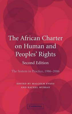 African Charter on Human and Peoples' Rights