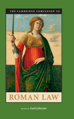 Cambridge Companion to Roman Law