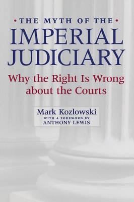 Myth of the Imperial Judiciary