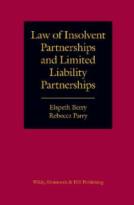 Law of Insolvent Partnerships and Limited Liability Partnerships