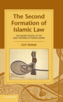 Second Formation of Islamic Law