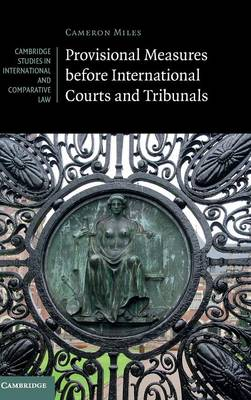 Provisional Measures Before International Courts And Tribunals