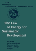 Law of Energy for Sustainable Development