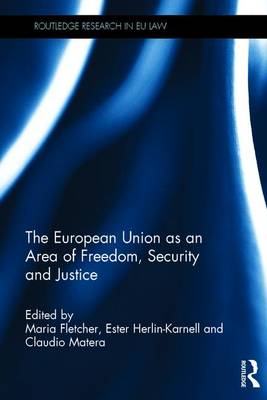 European Union as an Area of Freedom, Security and Justice