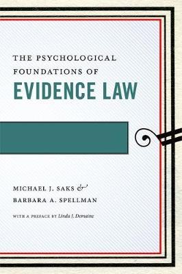Psychological Foundations of Evidence Law