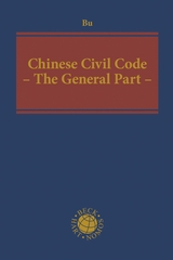 Chinese Civil Code The General Part