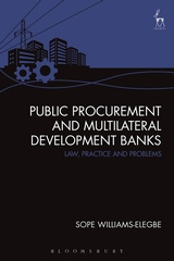 Public Procurement and Multilateral Development Banks