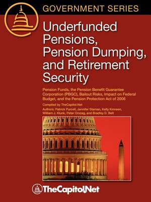 Underfunded Pensions, Pension Dumping, and Retirement Security