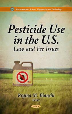 Pesticide Use in the U.S.