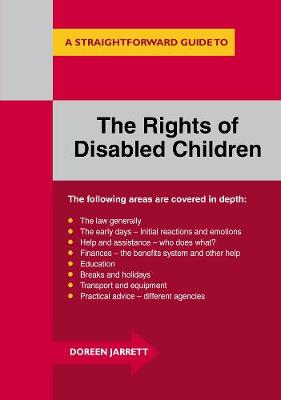 Straighforward Guide to the Rights of Disabled Children