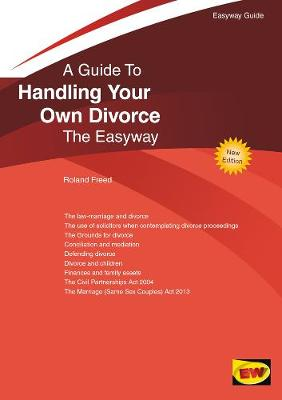 Handling Your Own Divorce