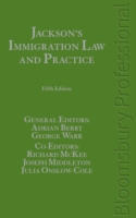Jackson's Immigration Law and Practice