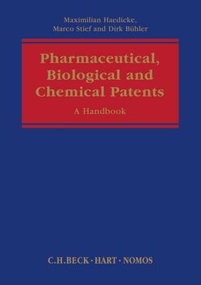 Pharmaceutical, Biological and Chemical Patents