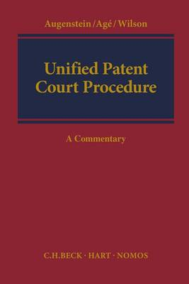 Unitary Patent Court Procedure