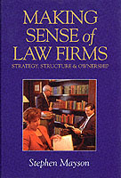Making Sense of Law Firms