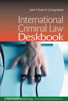 Deskbook of International Criminal Law