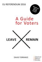 EU Referendum: A Guide for Voters