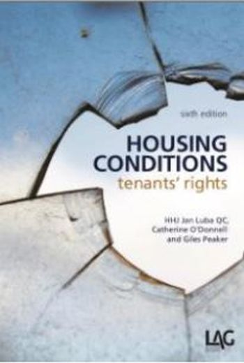 Housing Conditions: Tenants' Rights 6th ed