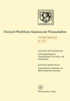 Arbeitsphysiologische Grundprobleme Von Nacht- Und Schichtarbeit. Ergonomische Gestaltung Von Mensch-Maschine-Systemen
