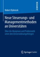 Neue Steuerungs- Und Managementmethoden an Universitaten
