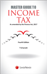 Master Guide To Income Tax - As amended by the Finance Act, 2017