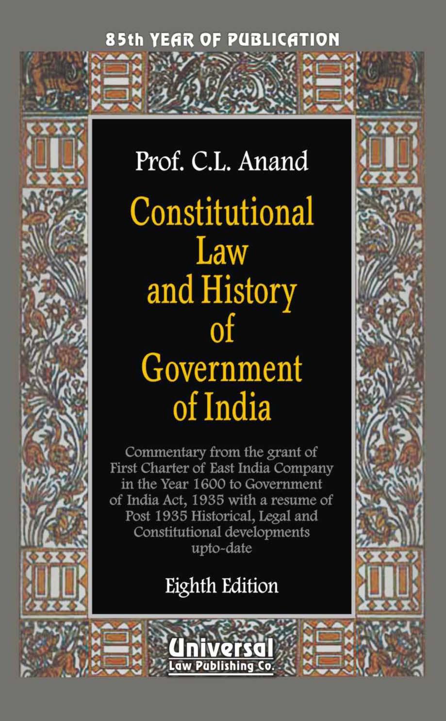 constitutional law of india pdf