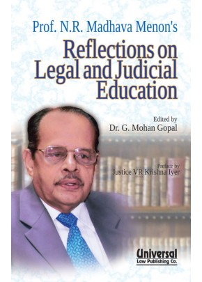 Reflections on Legal and Judicial Education
