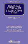 Dr. C D Jha's : Judicial Review of Legislative Acts