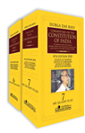 Durga Das Basu's: Commentary on the Constitution of India, 8/e, Vol. 7