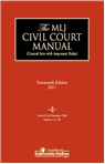 MLJ Civil Court Manual, 14/e Vol 4
