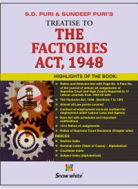TREATISE TO THE FACTORIES ACT, 1948