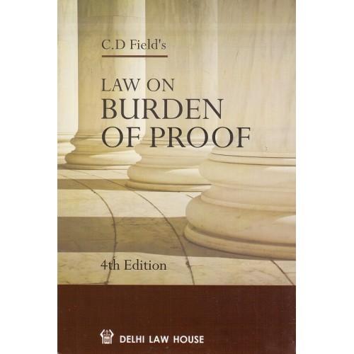 Law of Burden of Proof